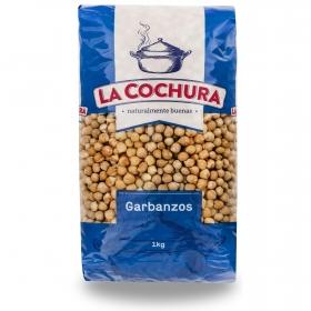 Garbanzo La Cochura 1 kg.