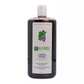 Champú al extracto de vinagre Kamel 500 ml.