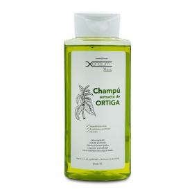 Champú al extracto de ortiga para cabello graso Kamel 500 ml.