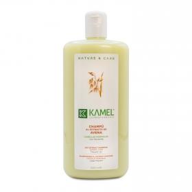 Champú al extracto de avena para cabellos normales Kamel 500 ml.