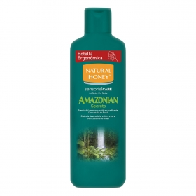 Gel de ducha Amazonian Secrets Natural Honey 650 ml
