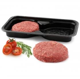 Hamburguesa de Vacuno Burguer Meat Master Lomo Extremadura El Encinar Humienta 360 g