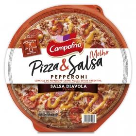 Pizza pepperoni Campofrío 355 g.