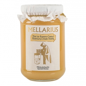 Miel de romero crema Mellarius 500 g.