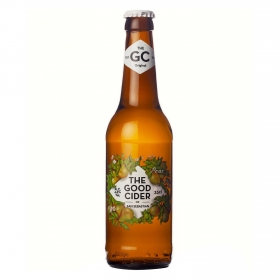 Sidra The Good Cider sabor pera  33 cl.