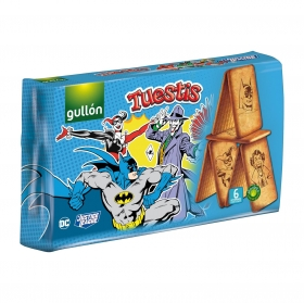 Galletas Tuestis Avengers Gullón 400 g.