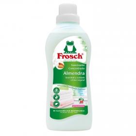 Suavizante concentrado almendra ecológico Frosch 31 lavados.
