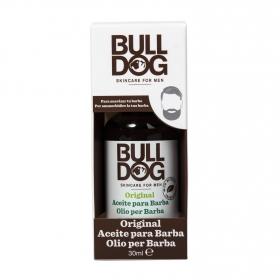 Aceite para barba original Bulldog 30 ml.