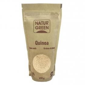 Quinoa ecológica Naturgreen 450 g.