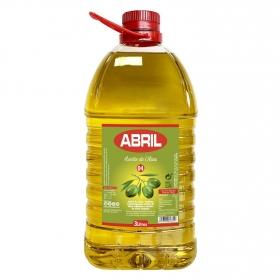 Aceite de oliva suave 0,4º Abril garrafa 3 l.