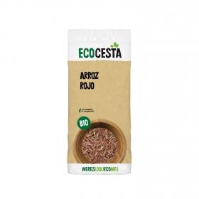 Arroz rojo ecológico Ecocesta 500 g.