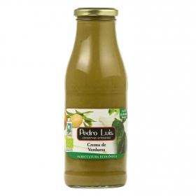 Crema de verduras ecológica Pedro Luis sin gluten 500 ml.