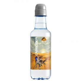 Agua mineral Cabreiroá natural tapón deportivo 33 cl.