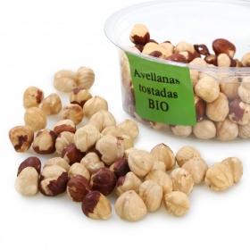 Avellana repelada tostada ecológica Carrefour granel 150 g