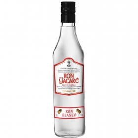 Ron Yacaré carta blanca 70 cl.