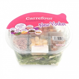 Ensalada New Yorker Carrefour bowl 210 g
