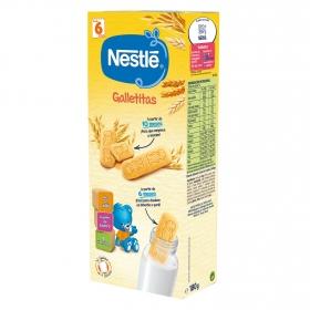 Galletas infantiles desde 6-10 meses Nestlé 180 g.