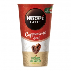 Café descafeinado Nescafé Shakissimo 190 ml.