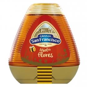 Miel de flores Granja San Francisco 250 g.
