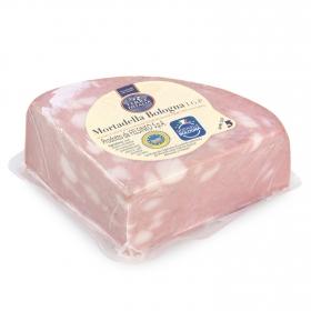 Mortadella bologna I.G.P. taco Terre D´Italia 380 g