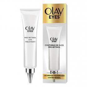 Contorno de ojos Pro-Retinol Olay 15 ml.