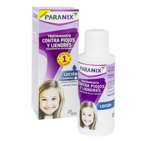 Tratamiento contra piojos y liendres Paranix 100 ml.