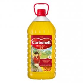 Aceite de oliva suave 0,4º Carbonell garrafa 5 l.