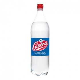 Gaseosa La Casera cero calorías botella
