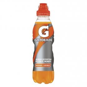 Bebida isotónica de naranja