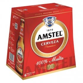 Cerveza Premium 100% Malta