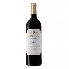 Vino D.O. Rioja tinto reserva Imperial 75 cl.