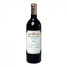 Vino D.O. Rioja tinto reserva