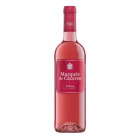 Vino D.O. Rioja rosado Marqués de Cáceres 75 cl.