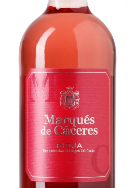 Marqués de Cáceres Rosado Joven 2016