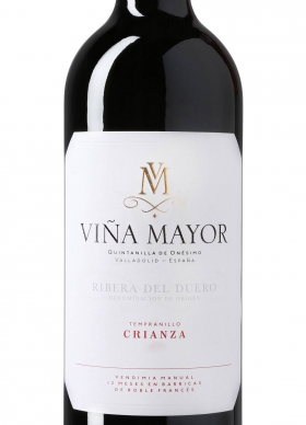 Viña Mayor Tinto Crianza 2014