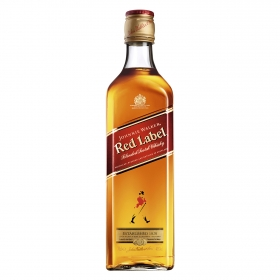 Whisky Johnnie Walker Red Label escocés