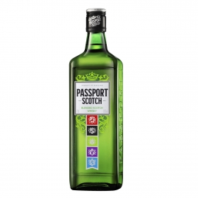 Whisky Passport Scotch escocés 70 cl.