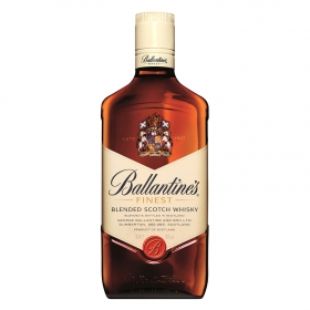 Whisky Ballantine's escocés