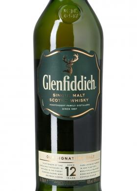 Glenfiddich Whisky Reserva Especial 12 años