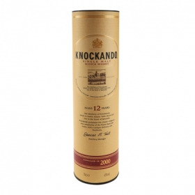 Whisky Knockando escocés 12 años 70 cl.