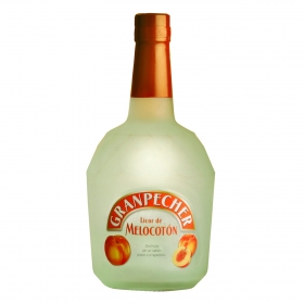 Licor de melocotón Granpecher 70 cl.