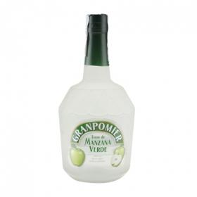 Licor de manzana verde Granpomier 70 cl.