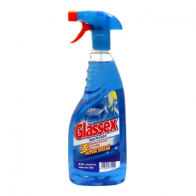Limpiador multiusos Glassex 750 ml.