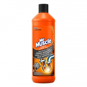 Desatascador Mr. Muscle Forza 1 l.