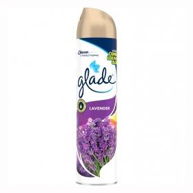 Ambientador aerosol Lavanda Glade 300 ml.