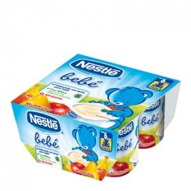 Yogur multifruta