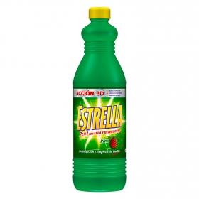 Detergente con lejia pino