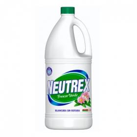 Lejía perfumada Frescor Verde Neutrex 2 l.