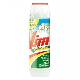 Limpia polvo clorex Vim 750 g.