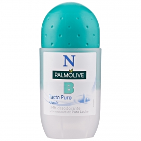Desodorante Palmolive Tacto Puro Roll-on NB Palmolive 50 ml.